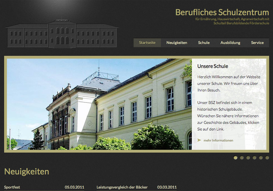 A great web design by Ludwig&Jahn design, Berlin, Germany: