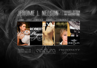 A great web design by Jerome L. Nelson, New York, NY: