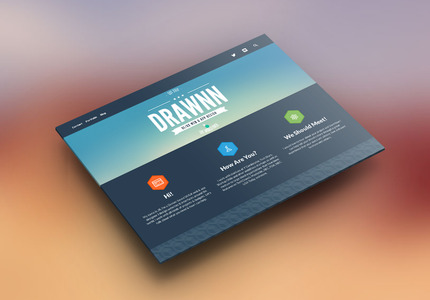 A great web design: Website, Marketing Website , Service , Tumblr