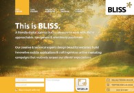 A great web design by BLISS, Manchester, United Kingdom: