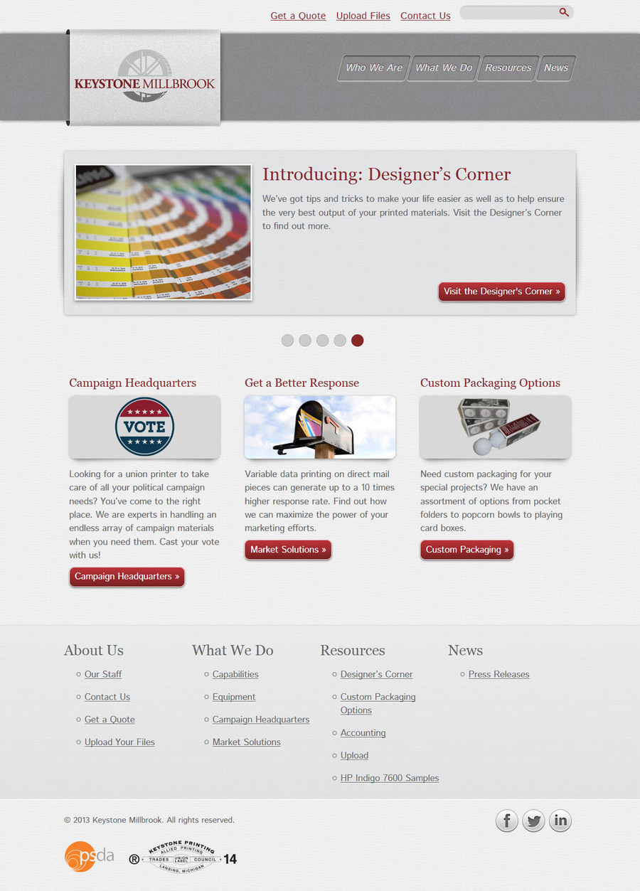 A great web design by BeyondHyper, Austin, TX: Responsive Website, Marketing Website , Service , Wordpress