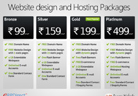 A great web design by 99Rupees Website, Hyderabad, India: