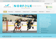 A great web design by Evolv Design, Norfolk, VA: