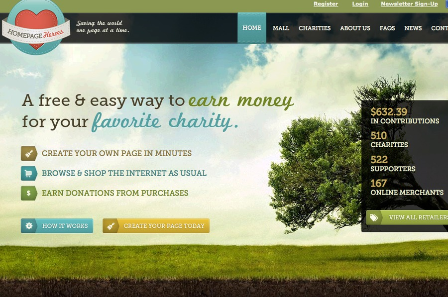 A great web design by Norex, Halifax, Canada: