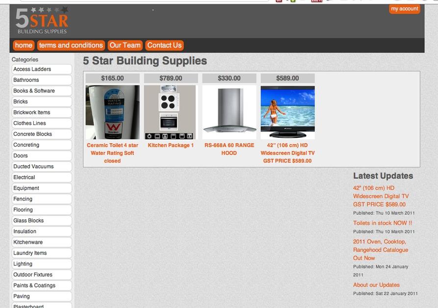 A great web design by Conical Designs, Sydney, Australia: