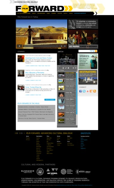 A great web design by R.E.Tinch, Las Vegas, NV: