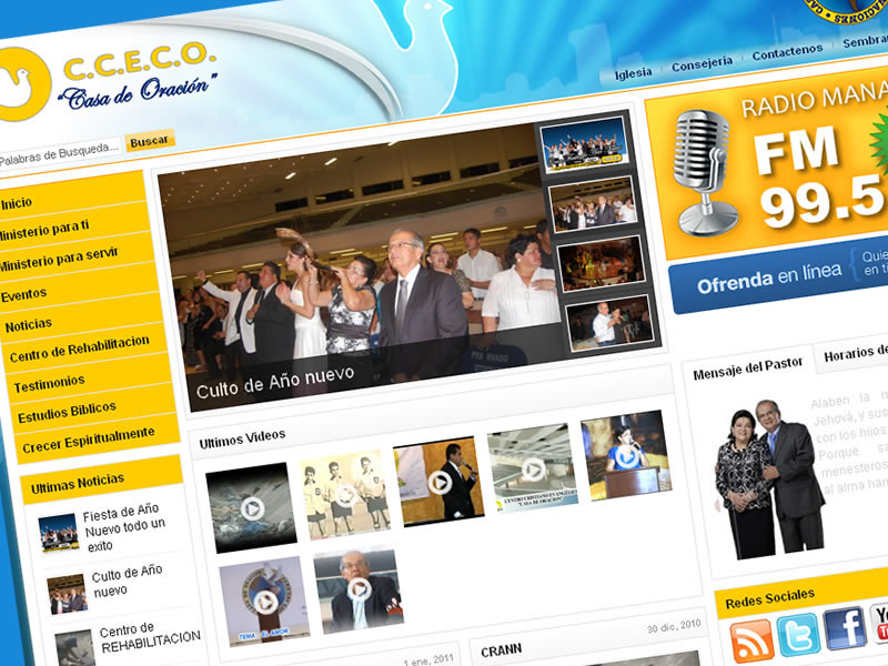 A great web design by Codigo Alpha, Santa Cruz de la Sierra, Bolivia, Plurinational State Of: