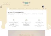 A great web design by Bärnt & Ärnst, Stockholm, Sweden: