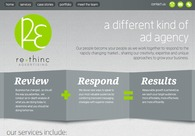 A great web design by Double Dutch & Company, Phoenix, AZ: