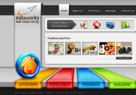 A great web design by Infoworks Media, Potchefstroom, South Africa: