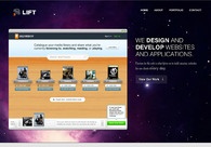 A great web design by Lift - A User Experience Agency, San Francisco, CA: