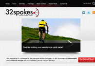 A great web design by 32spokes Web Design, Vancouver, Canada: