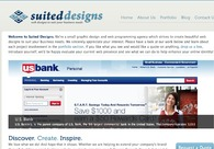 A great web design by Suited Designs, Inc, West Palm Beach, FL: