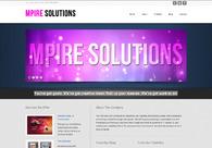 A great web design by Mpire Solutions, Boston, MA: