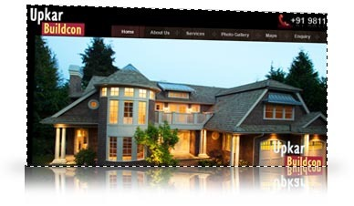 A great web design by AGGARWAL WEB SOLUTION, Noida, India: