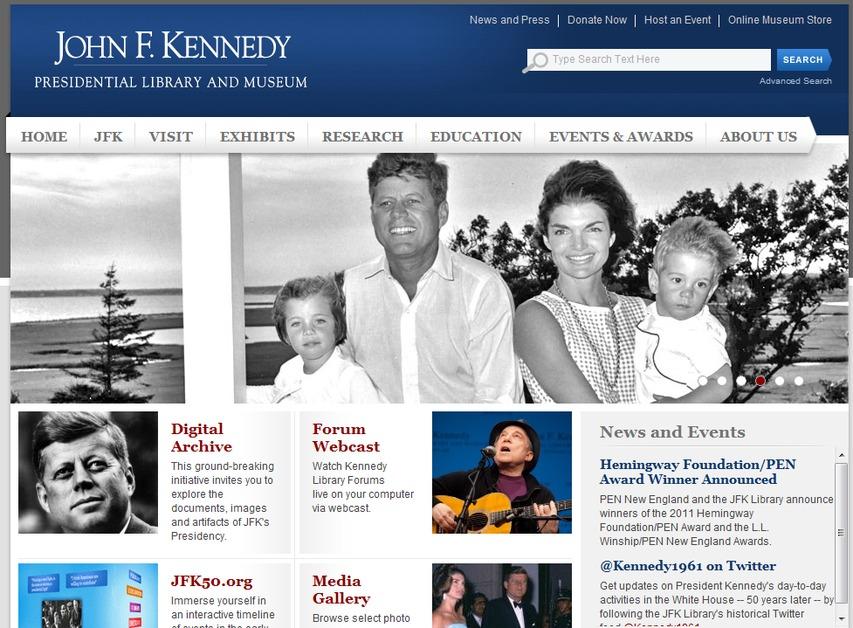 A great web design by Velir, Boston, MA: