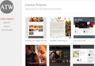 A great web design by Across the Wire, Minneapolis, MN: