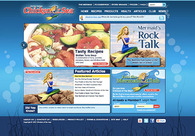 A great web design by Nuffer, Smith, Tucker Public Relations, San Diego, CA: