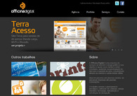 A great web design by Officina Digital, Piracicaba, Brazil: