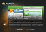 A great web design by Novahurst Creative, Austin, TX: