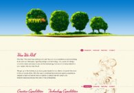 A great web design by Slim Kiwi, Boston, MA: