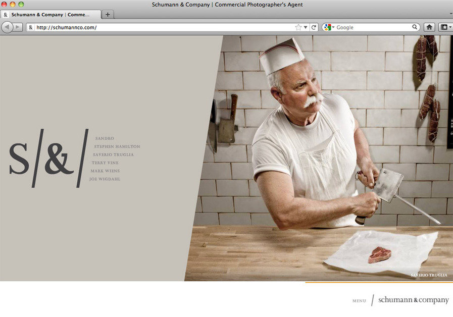 A great web design by Ian Law, Chicago, IL: