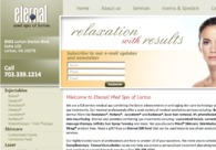 A great web design by Cybermed Marketing, Washington DC, DC: