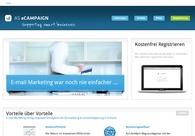 A great web design by AGENTUR SPIEGEL, Trier, Germany: