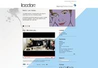 A great web design by Icedor, Skelleftea, Sweden:
