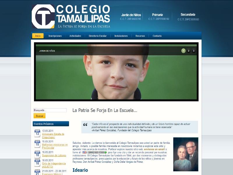 A great web design by Grupo Zubiri Leon, McAllen, TX: