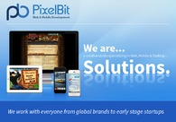 A great web design by PixelBit, Boston, MA: Responsive Website, Portfolio , Software , PHP