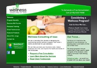 A great web design by ClickStart Web Design, Cedar Rapids, IA: