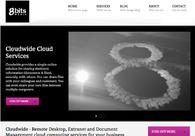 A great web design by 8bits Media, Brighton, United Kingdom: