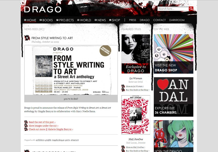 A great web design by Phenotype, Malvern, United Kingdom: