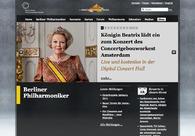 A great web design by RiZM design, Berlin, Germany: