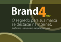 A great web design by Brand4Ever, Sao Paulo, Brazil: