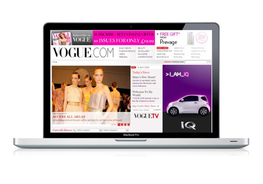 A great web design by Calyx, London, United Kingdom: