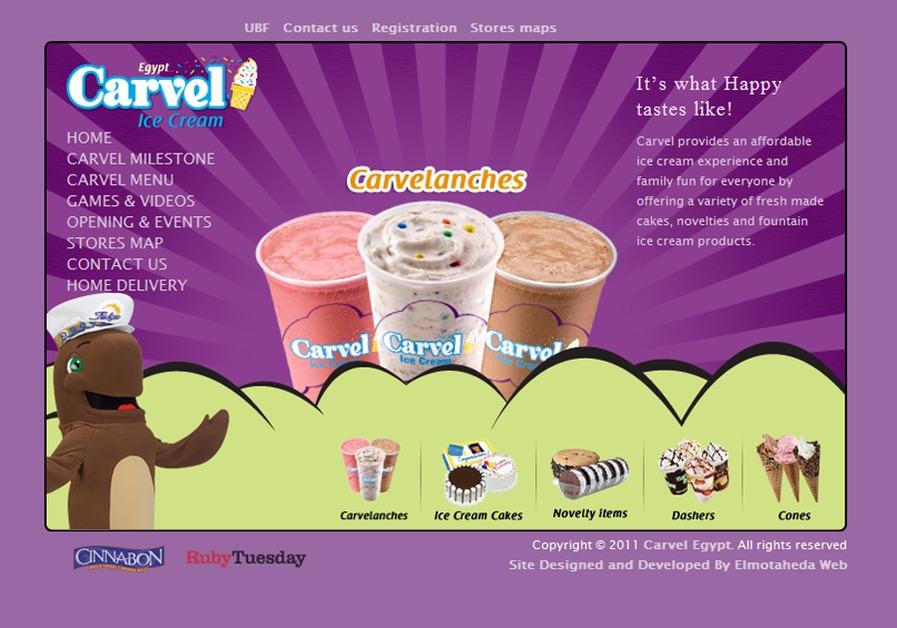 A great web design by Elmotaheda Web, cairo, Egypt: