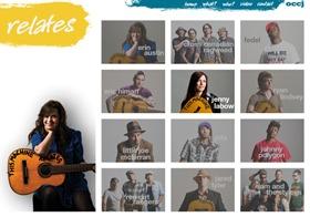 A great web design by Michael J. Champlin Design + Photo, Austin, TX: