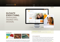 A great web design by Orangeseed, Minneapolis, MN:
