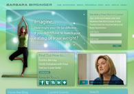 A great web design by Mr. Adams Designs, San Francisco, CA: