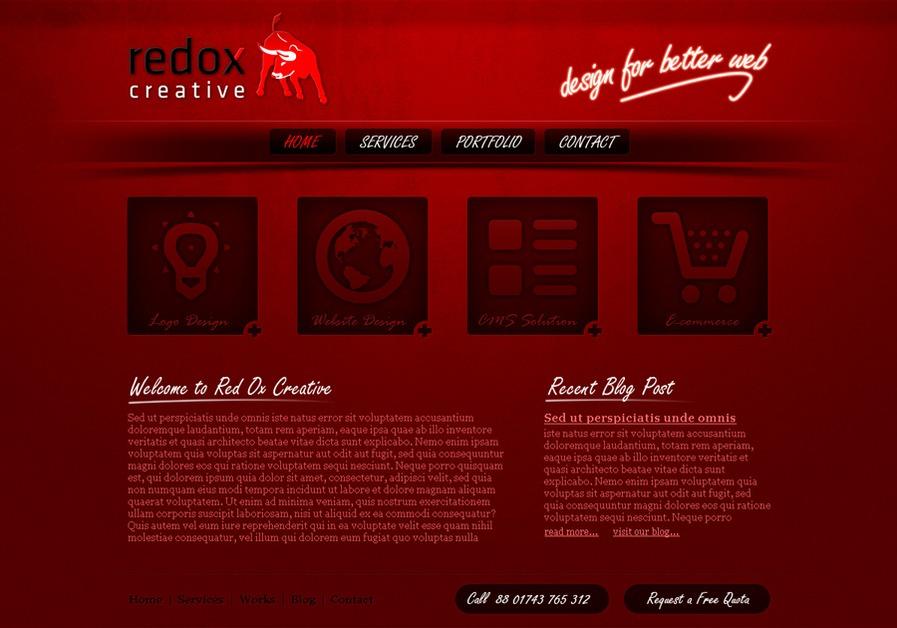 A great web design by iamAbdus, Dhaka, Bangladesh: