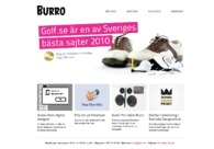 A great web design by Burro, Dallas, TX: