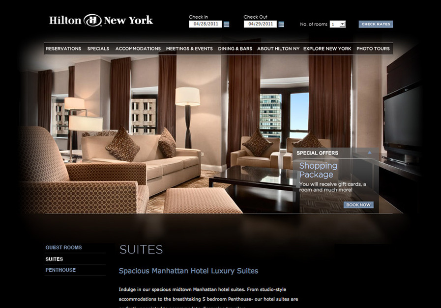 A great web design by RCF Design, Memphis, TN: