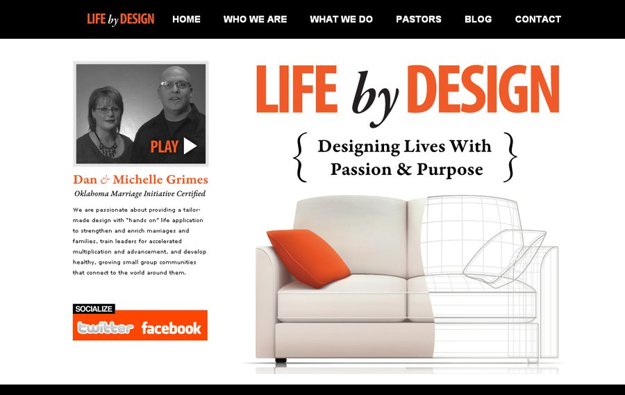 A great web design by Inkuisitive By Nature, Oklahoma City, OK:
