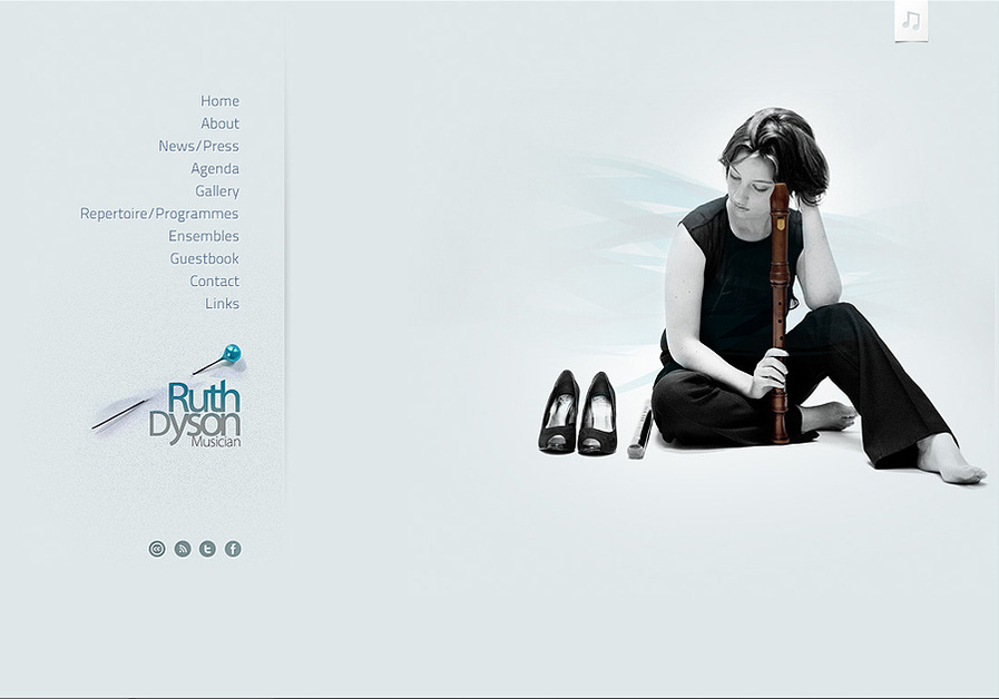 A great web design by Cubex.nl, Amsterdam, Netherlands: