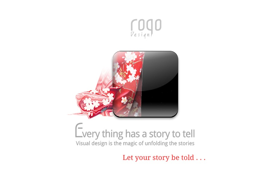 A great web design by Roqo Design, San Francisco, CA: