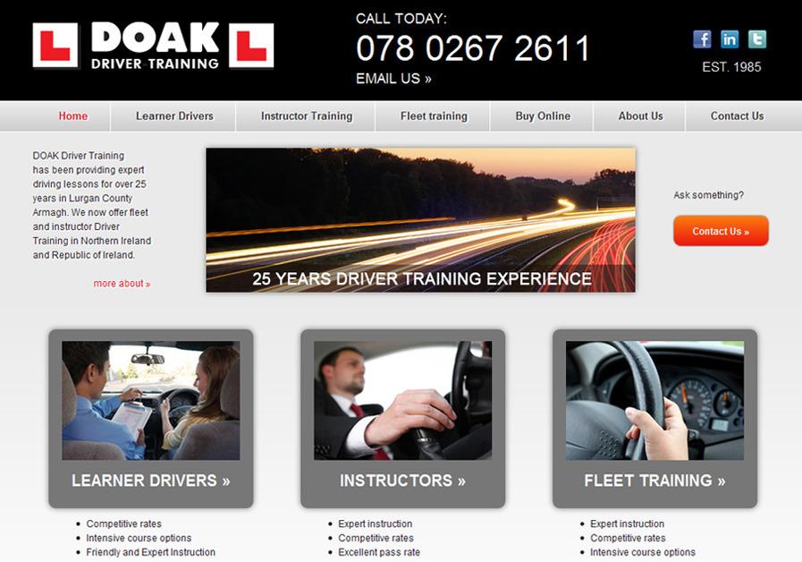 A great web design by Martin Hughes, Belfast, United Kingdom: