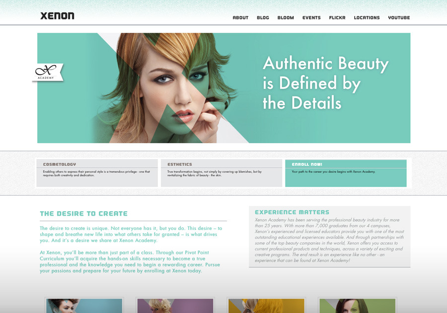 A great web design by Local Hero Design, Lincoln, NE: Responsive Website, Marketing Website , Education