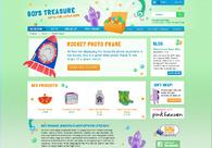 A great web design by Niki Brown Design, Boston, MA: